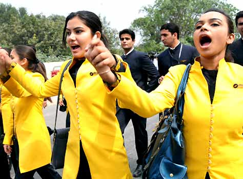 Aggrieved Employees of Jet Airways